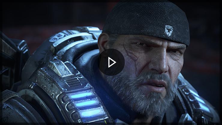 Gears of War 4 launch trailer