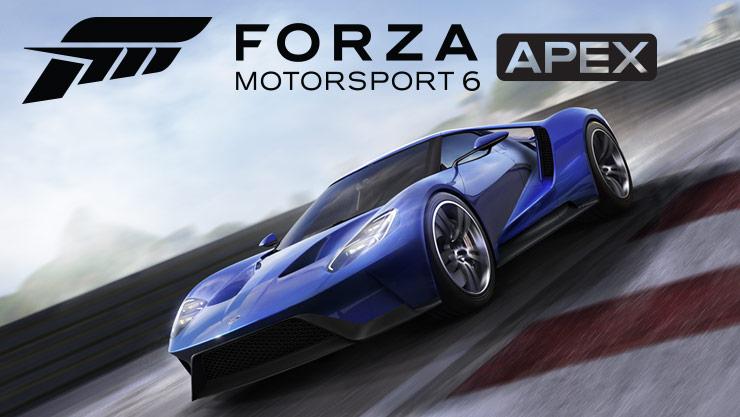 Forza Motorsport 6: Apex boxshot