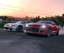 Collection de voitures Duracell pour Forza Horizon 3
