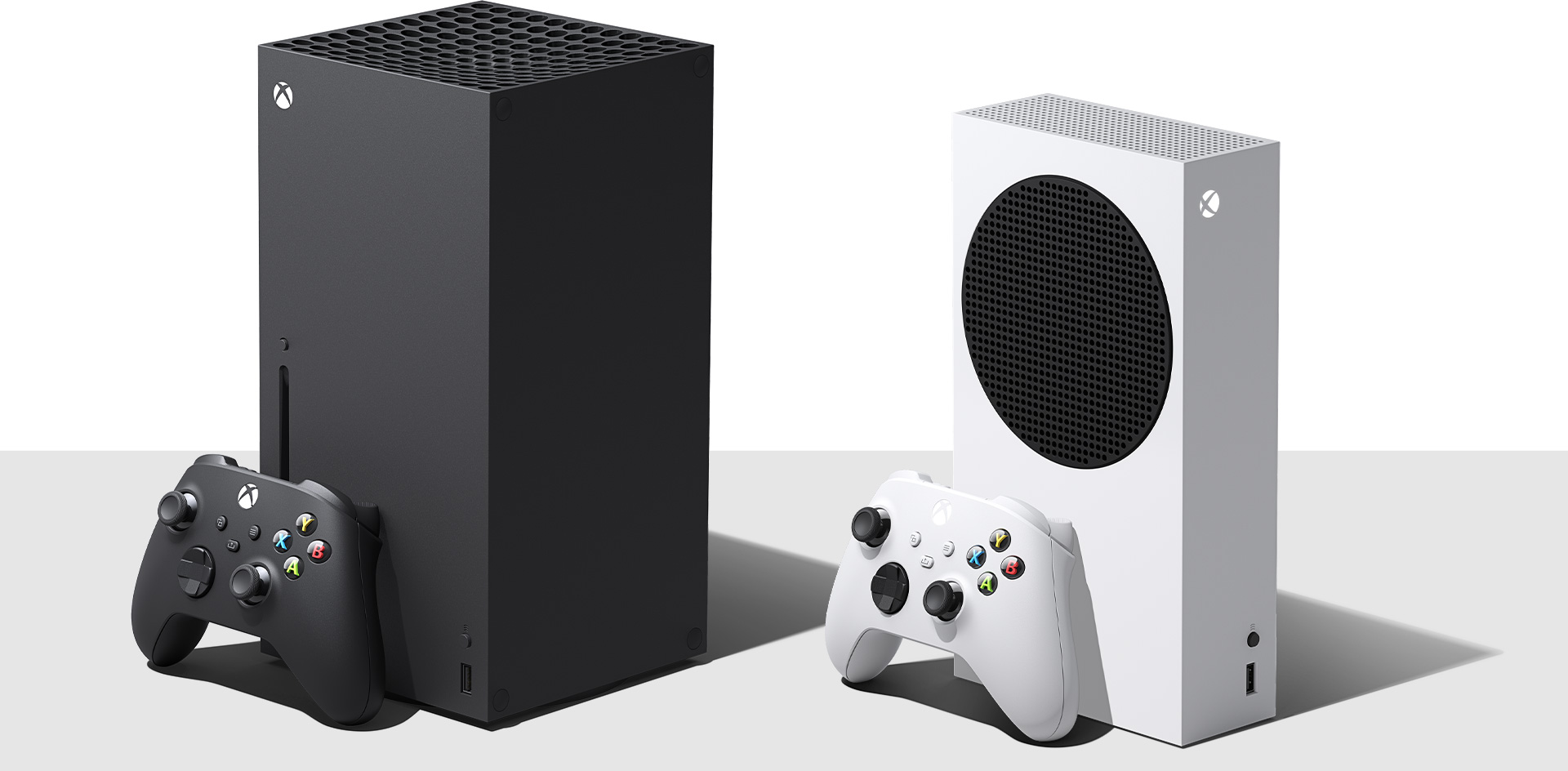 Xbox Series X and Xbox Series S console