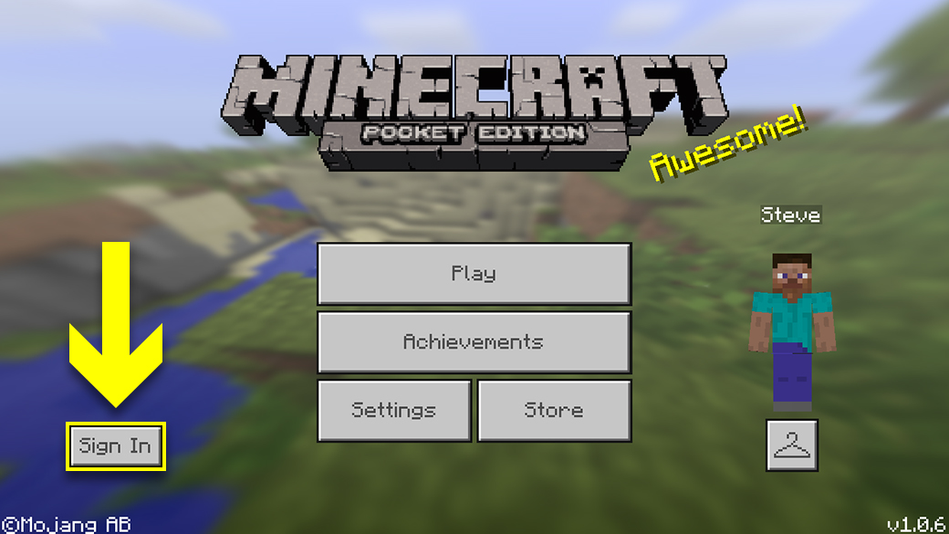 Minecraft Confirmation | Xbox