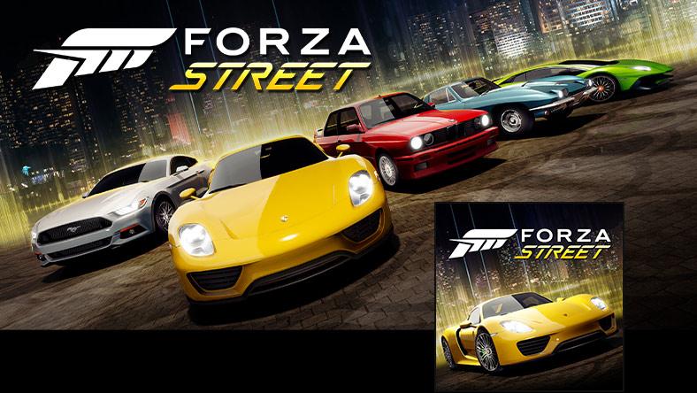Forza Street box shot