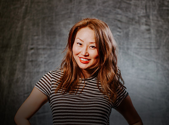 Portrait of Kari Gaynor
