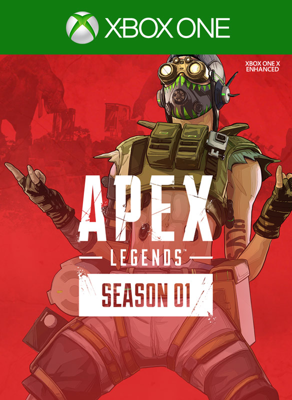 Apex Legends™ 外包裝圖