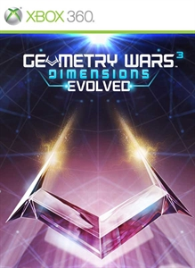 Geometry Wars 3: Dimensions Evolved boxshot