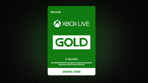 Image of Xbox Live Fortnite Gold