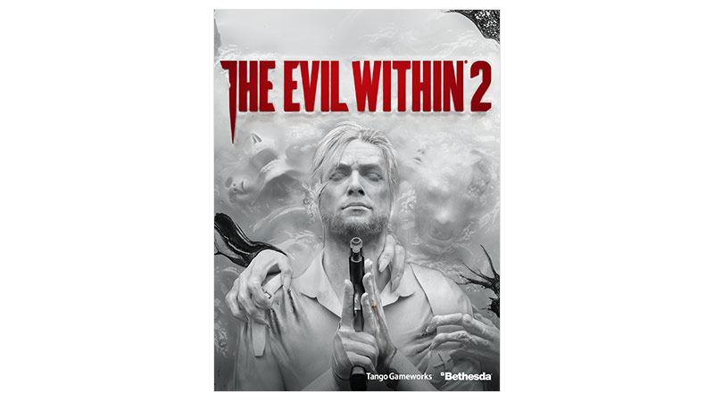 The Evil Within 2 Standard Edition, bild på förpackning