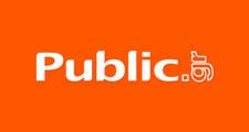 λογότυπο Public