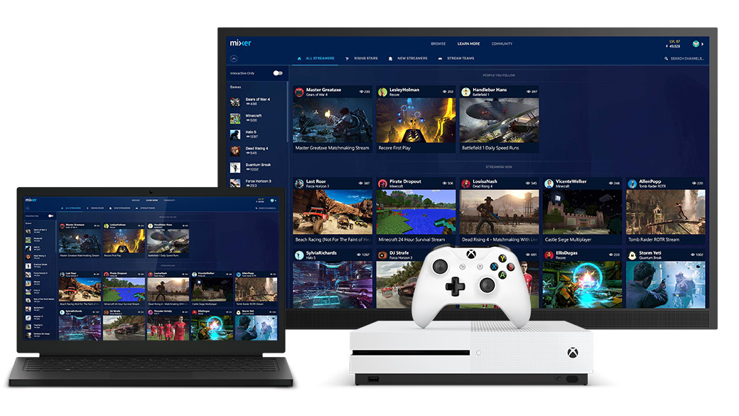 Mixer in multi-platforms