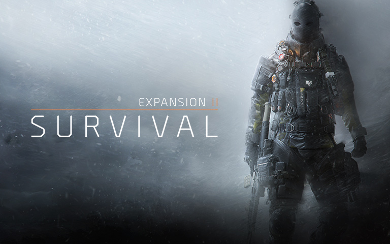 Extension 2 Survival de The Division sur Xbox One