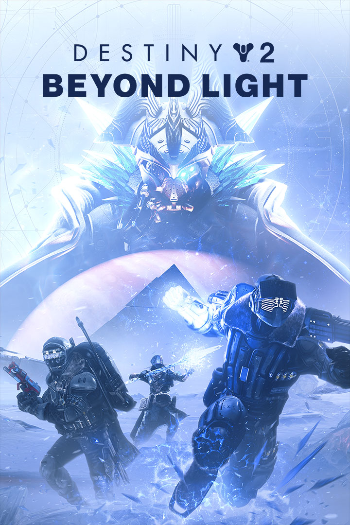 Destiny 2: Illustration de la boîte de jeu de Beyond Light