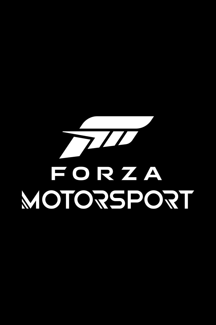 Forza Motorsport box shot