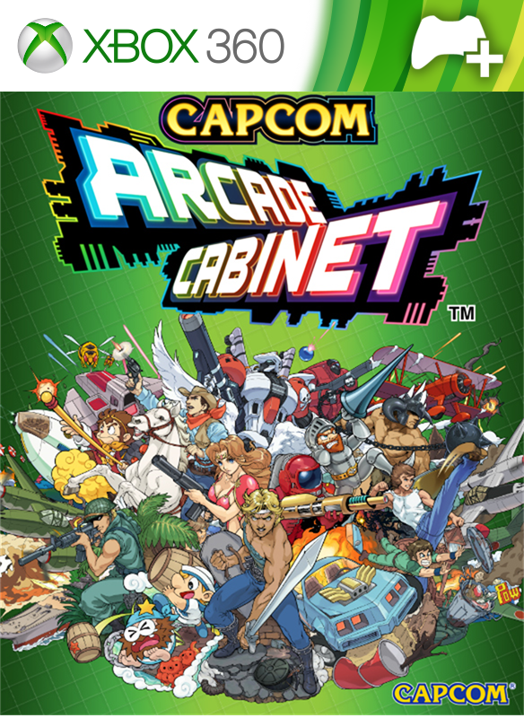 Capcom Arcade Cabinet All-In-One Pack boxshot