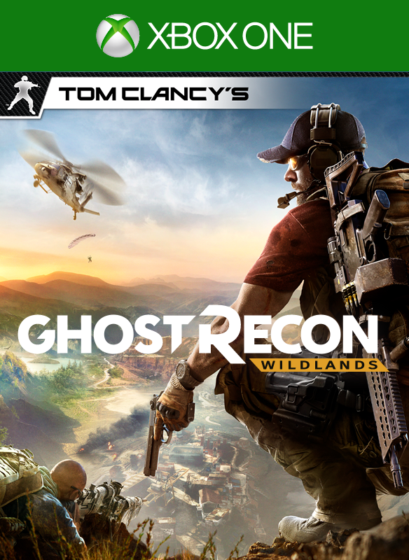 Tom Clancy's Ghost Recon® Wildlands ⎼ Standard Edition