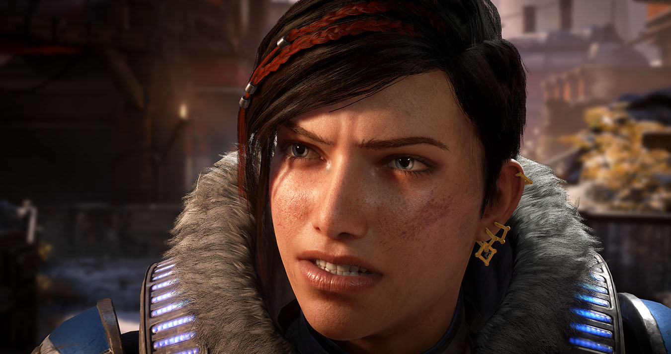 Screenshot of Gears 5