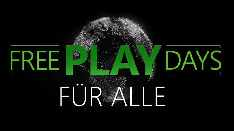 Kostenloser Multiplayer-Zugriff vom 15. bis 18. Februar