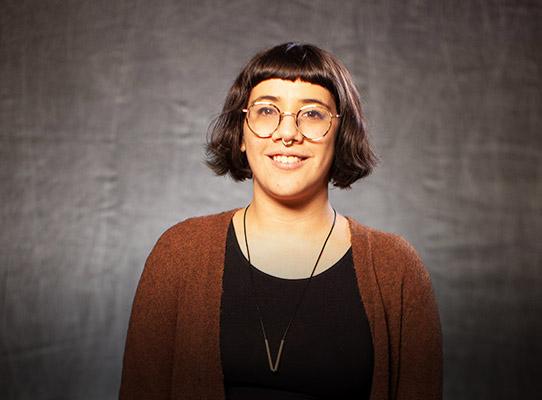 Portrait of Christine Gutierrez