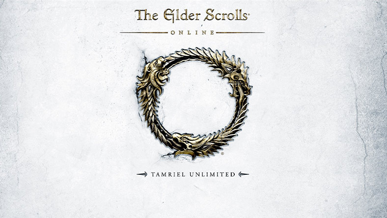 The Elder Scrolls Online: Tamriel Unlimited box art.