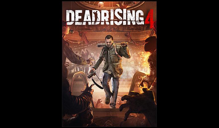 Imagen de la caja de la Edición digital estándar de Dead Rising 4