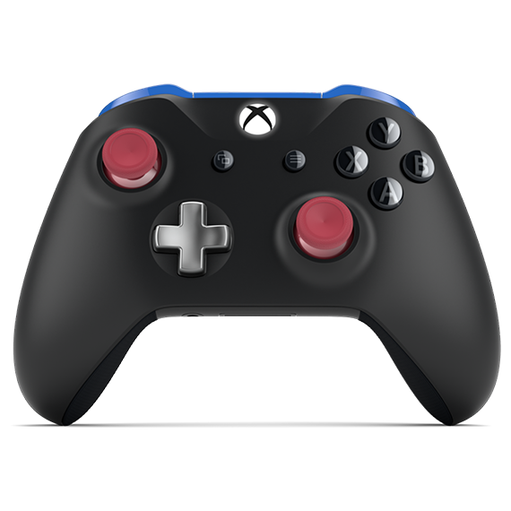 An Array of Xbox Design Lab Controllers
