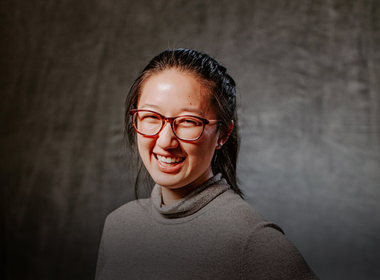 Portrait of Jenny Chang