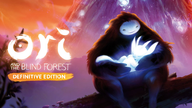 Ori and the Blind Forest: Definitive Edition boxshot
