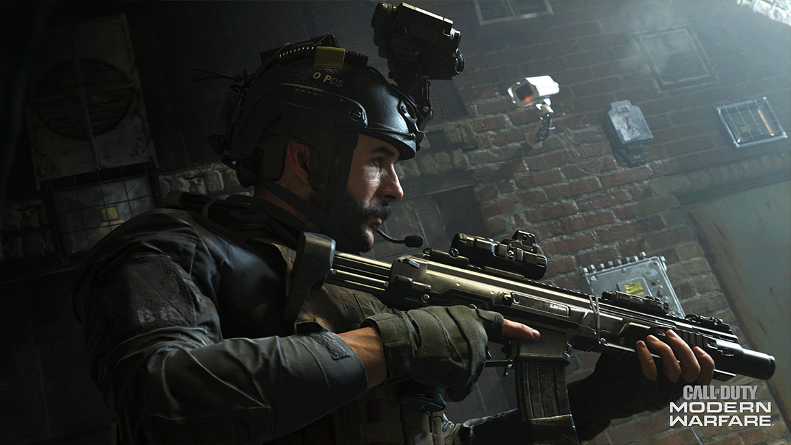 Call Of Duty Modern Warfare For Xbox One Xbox