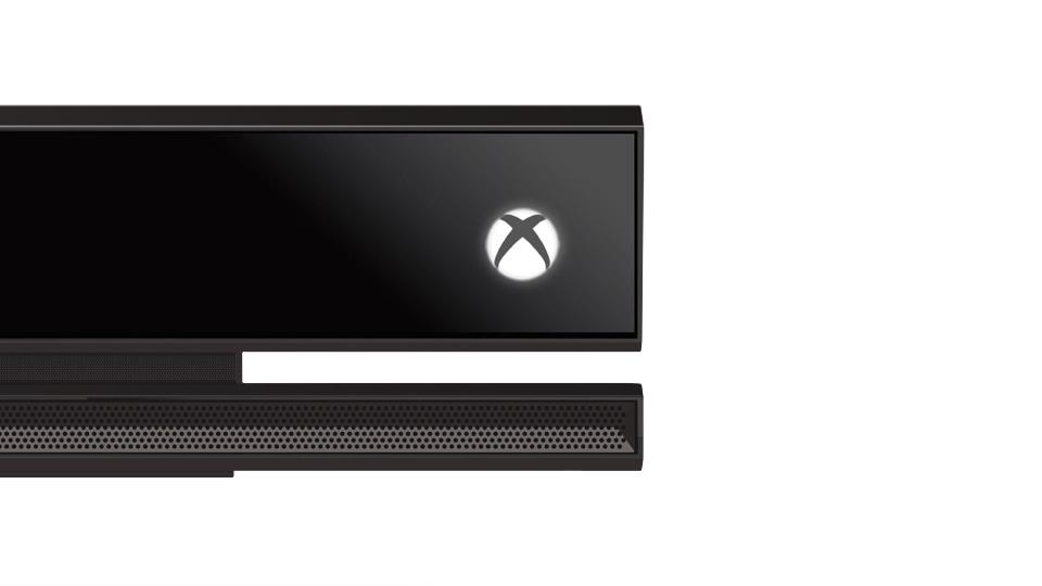 Kinect 传感器徽标