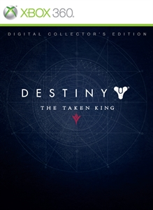 Destiny: The Taken King – Collector's Edition boxshot