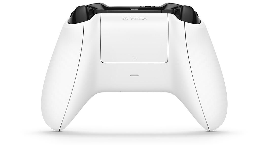 Xbox draadloze controller - achteraanzicht