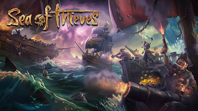 Grafika z gry Sea of Thieves