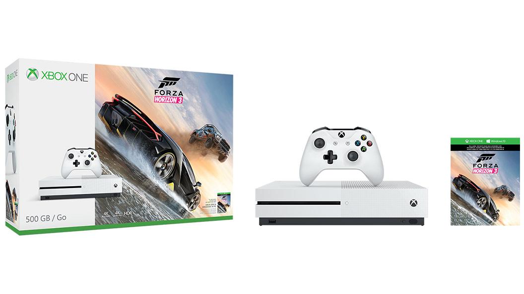 Forza Horizon 3 - shot van volledige bundel