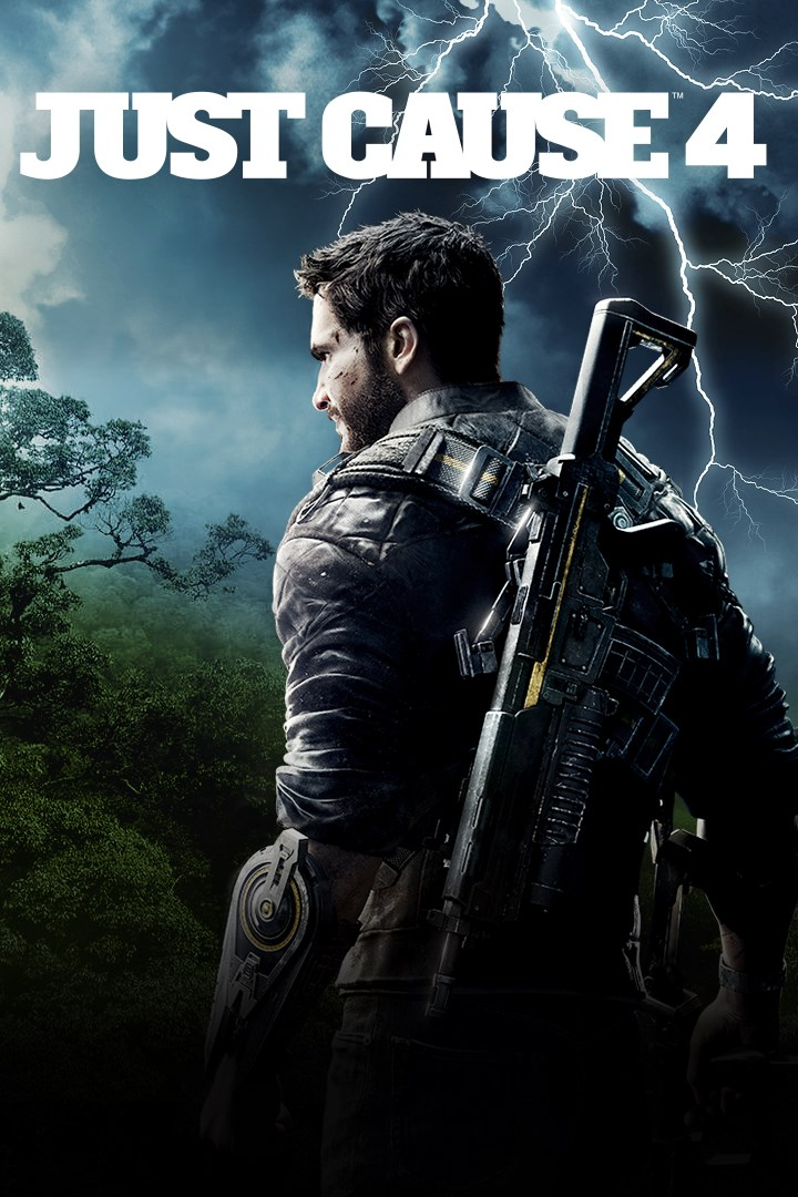 Just Cause 4 boxshot