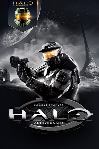 Halo: Combat Evolved Anniversary-coverbillede