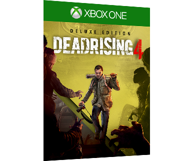 OBAL SADY DEAD RISING 4 DIGITAL DELUXE EDITION