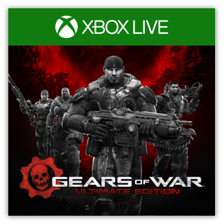 Gears of War Ultimate on Windows 10 box shot