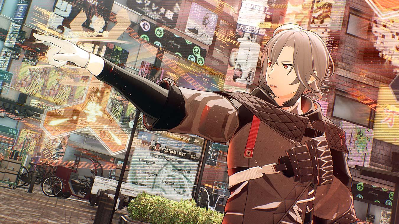 Un nuevo directo de Scarlet Nexus muestra el gameplay en Xbox Series X 1