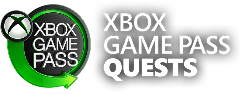 Logo di Xbox Game Pass Quests