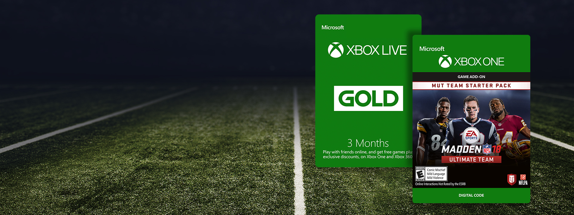 You're already and Xbox Live Gold member