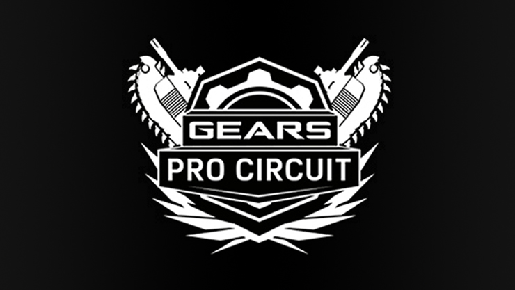 Gears Pro Circuit ロゴ