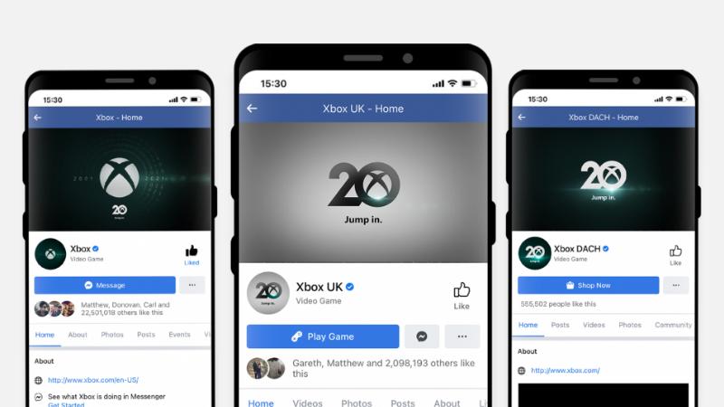 Facebook profilinizi özelleştirmek için buraya tıklayın