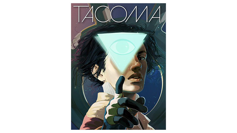 Tacoma Standard Edition-coverbillede