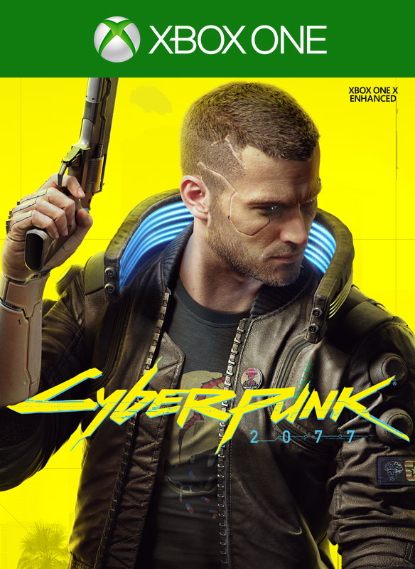 Cyberpunk 2077 box shot