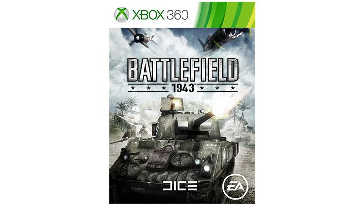 Imagen de la caja de Battlefield 1943