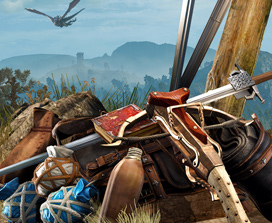 DLC: New Game für The Witcher 3