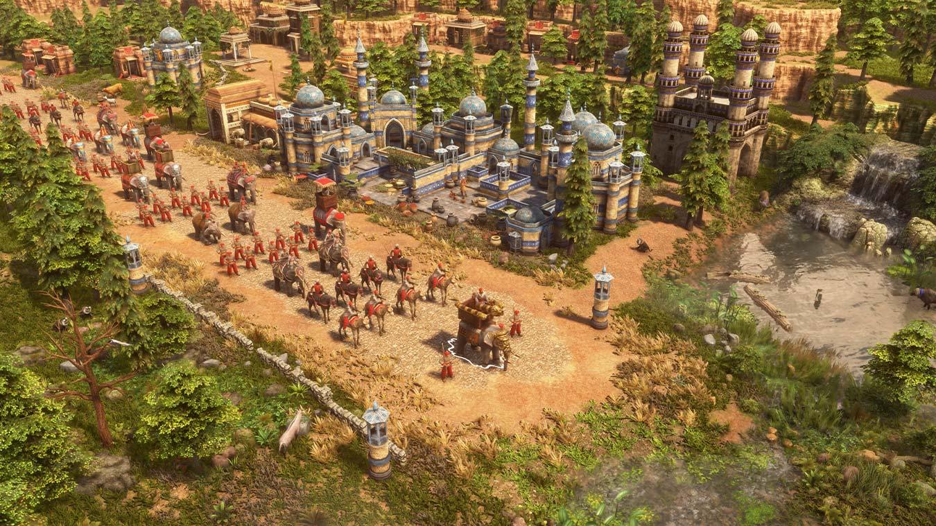 Análisis de Age of Empires III: Definitive Edition
