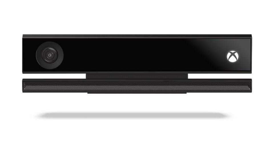 Xbox One 主机正面图