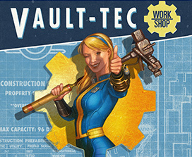 Women working in Vault Tec
