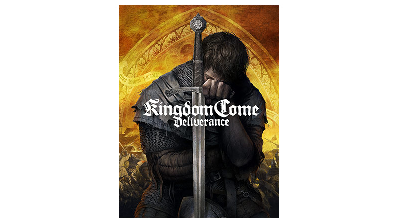 Kingdom Come Deliverance 標準版外包裝圖