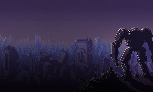 Game art from Into the Breach